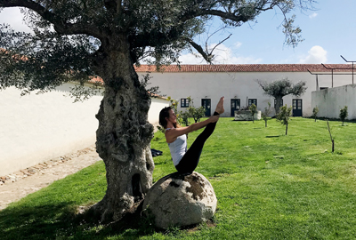 November yoga retreat with Marie Kasper