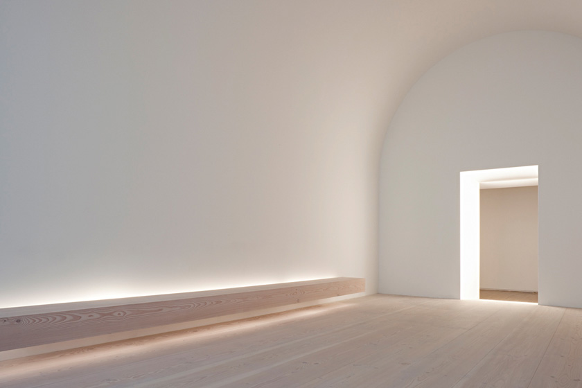 John Pawson apresenta a casa do Barrocal no Design Museum